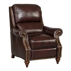 Hooker Furniture Seven Seas Recliner Chair in Savoy Genevois