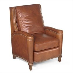 Hooker Furniture Seven Seas Recliner Chair in Valencia Toro