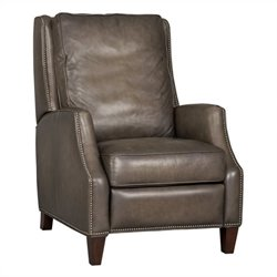 Hooker Furniture Seven Seas Leather Recliner Chair in Sarzana Castle
