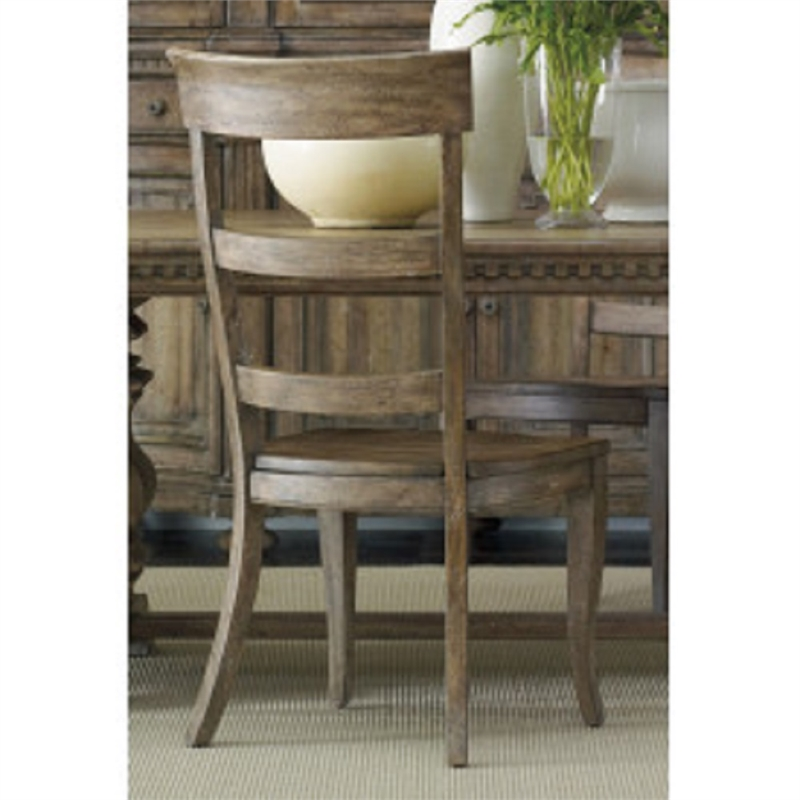 Beau Hooker Furniture Sorella Ladderback Dining Chair