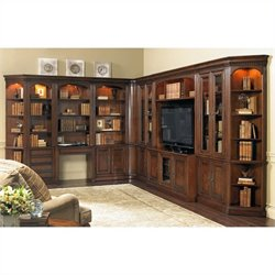 Hooker Furniture European Renaissance II Entertainment Wall Group