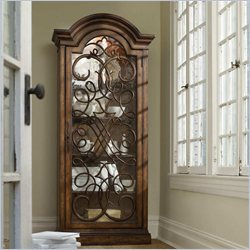Hooker Furniture Melange Arabesque Display Cabinet