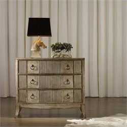 Hooker Furniture Melange Faux Leather Latico Accent Chest