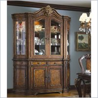 Cherry Grove Canted China Cabinet 792 830r