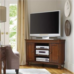 Hooker Furniture Wendover 48 Inch Corner Entertainment Console