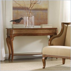 Hooker Furniture Windward Sofa Table in Light Brown Cherry