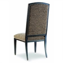 Hooker Furniture Sanctuary Mirage Dining Chair in Ebony
