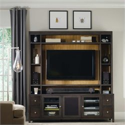 Hooker Furniture South Park 78 Inch Entertainment Console with Hutch
