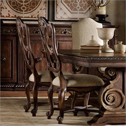 Hooker Furniture Adagio  Back Dining Chair