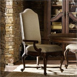 Hooker Furniture Adagio UpholsteredArm Dining Chair