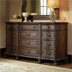 Hooker Furniture Adagio Twelve Drawer Dresser