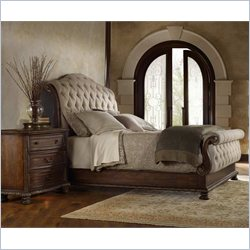 Hooker Furniture Adagio Tufted Queen Bed
