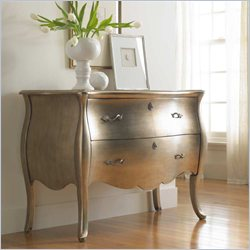 Hooker Furniture Adagio Metallic Bombe Chest