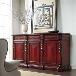 Hooker Furniture Adagio Red Credenza