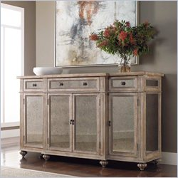 Hooker Furniture Sutherland Antique Mirrored Credenza