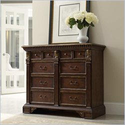 Hooker Furniture Sutherland Eight Drawer High Waisted Chest