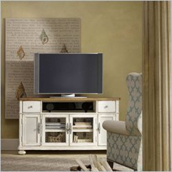 Hooker Furniture Chic Coterie 68in Entertainment Console