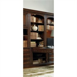 Hooker Furniture European Renaissance II Open Hutch and Open Base