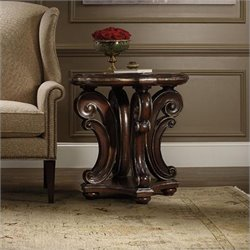 Hooker Furniture Living Room Grand Palais Round End Table