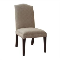Hooker Furniture Muse Linen Dining Chair in Ludlow