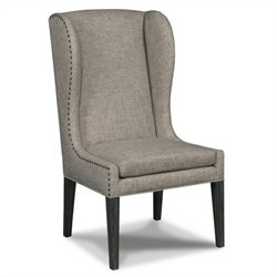 Hooker Furniture Corsica Zuma Linen Arm Dining Chair