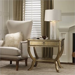 Hooker Furniture Sanctuary Accent Table in Visage
