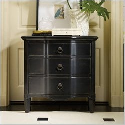 Hooker Furniture 3-Drawer Chest in Black