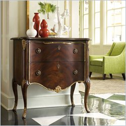 Hooker Furniture 2-Drawer Chest in Mahogany