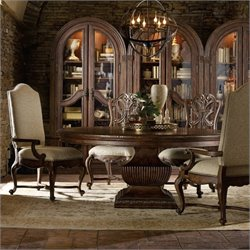 Hooker Furniture Adagio 60'' Round Urn Dining Table