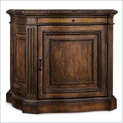 Hooker Furniture Adagio 1-Door Lamp Table