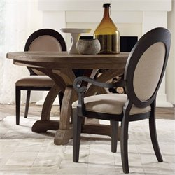 Hooker Furniture Corsica Round Dining Table with 18