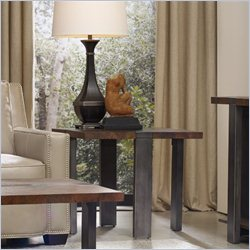 Hooker Furniture Novato Copper Top End Table