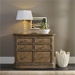 Hooker Furniture Solana Lateral File in Light Oak