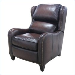 Hooker Furniture Leather Recliner in Morro Bay Trail