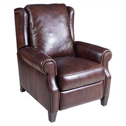 Hooker Furniture Leather Recliner in Montana Livingston