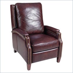 Hooker Furniture Leather Recliner in Tara Chapel