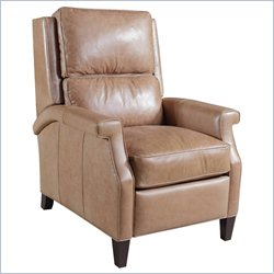 Hooker Furniture Leather Recliner Chair in La Pedrera Sottobosco