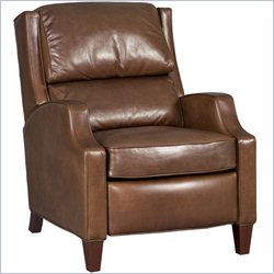 Hooker Furniture Leather Recliner Chair in La Rabida Herd