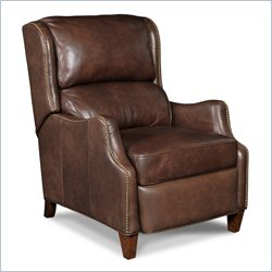 Hooker Furniture Leather Recliner in Maximus Festival