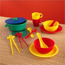 KidKraft Asian Cuisine Cookware Set
