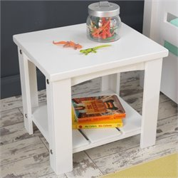 KidKraft Addison Toddler Table in White