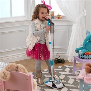 KidKraft Sing Along Mic and Amp in Multi-Color