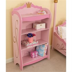 KidKraft 43' H Princess Bookcase