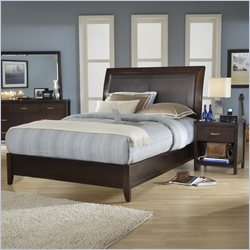 Modus Urban Loft Low Profile Storage Bed 3 Piece Bedroom Set
