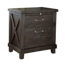 Modus Furniture Yosemite Nightstand in Cafe