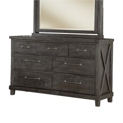 Modus Furniture Yosemite Dresser in Cafe