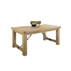 Modus Furniture Autumn Extension Table in Light brown