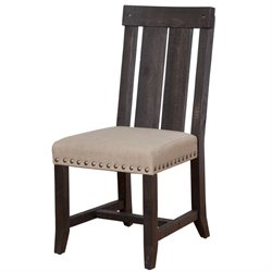Modus Furniture Yosemite Dining Chair in Cafe (Set of 2)