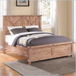 Modus Yosemite Panel Bed in Cider - Full