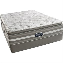 Beautyrest Recharge World Class Bemus Point Plush Pillow Top Mattress
